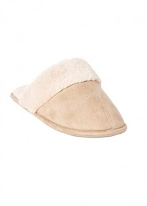 faux-fur-lined-mule-slippers