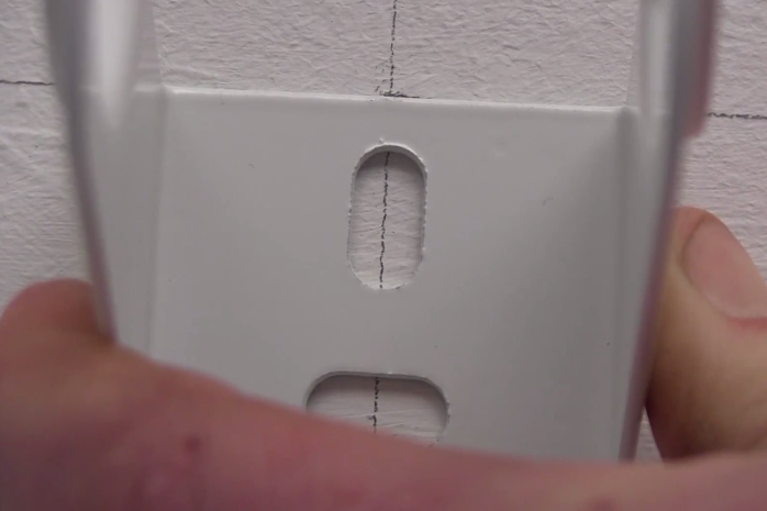 How to Install a Radiator_12_position Bracket on wall