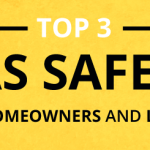 top 3 gas safety tips for homeowners