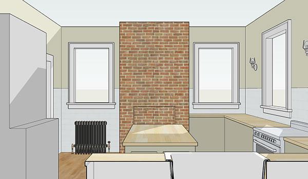 Manhattan kitchen planning