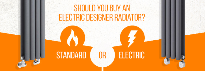 Should you buy an electric designer radiator?