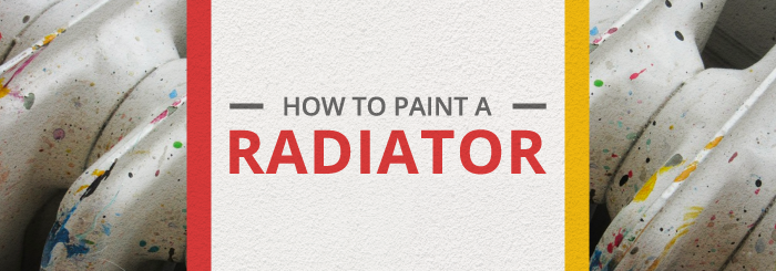 How To Paint A Radiator Bestheating Advice Centre