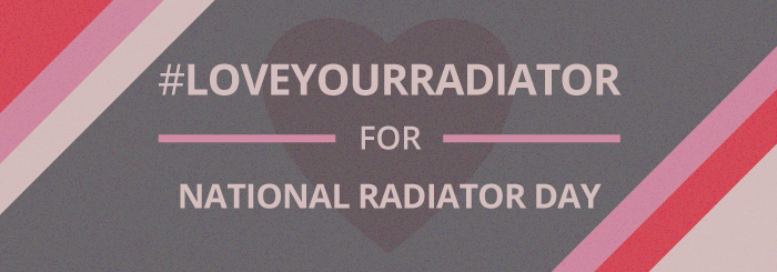 love your radiator banner