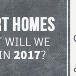 Smart Homes - What will we see in 2017?