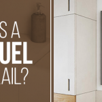 What is a dual fuel towel rail?
