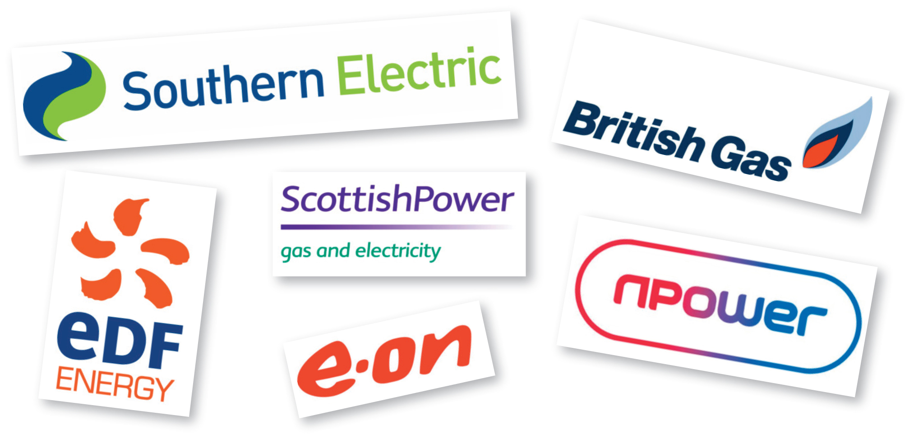 The big six energy companies