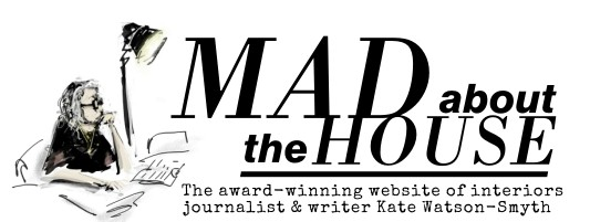 Mad about the house logo