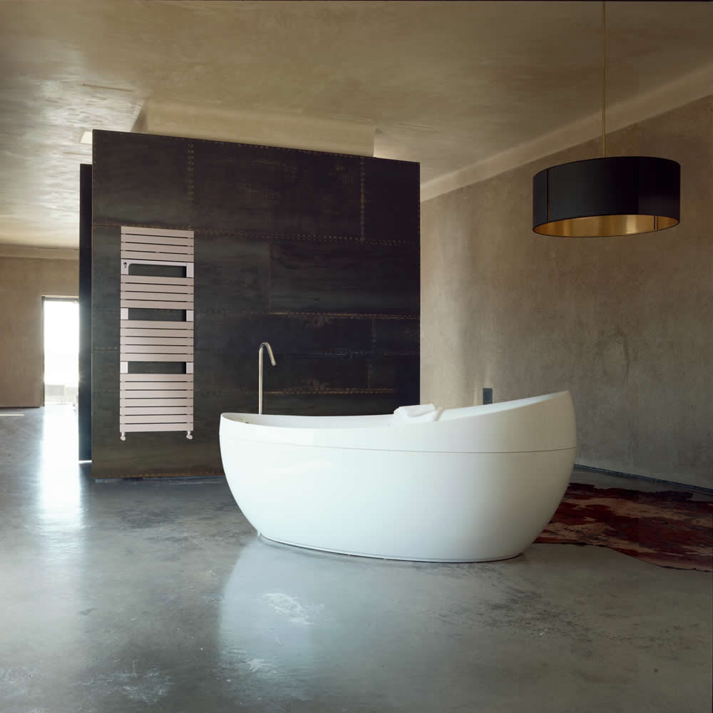 Mineral Quartz towel rails and radiators from BestHeating.com