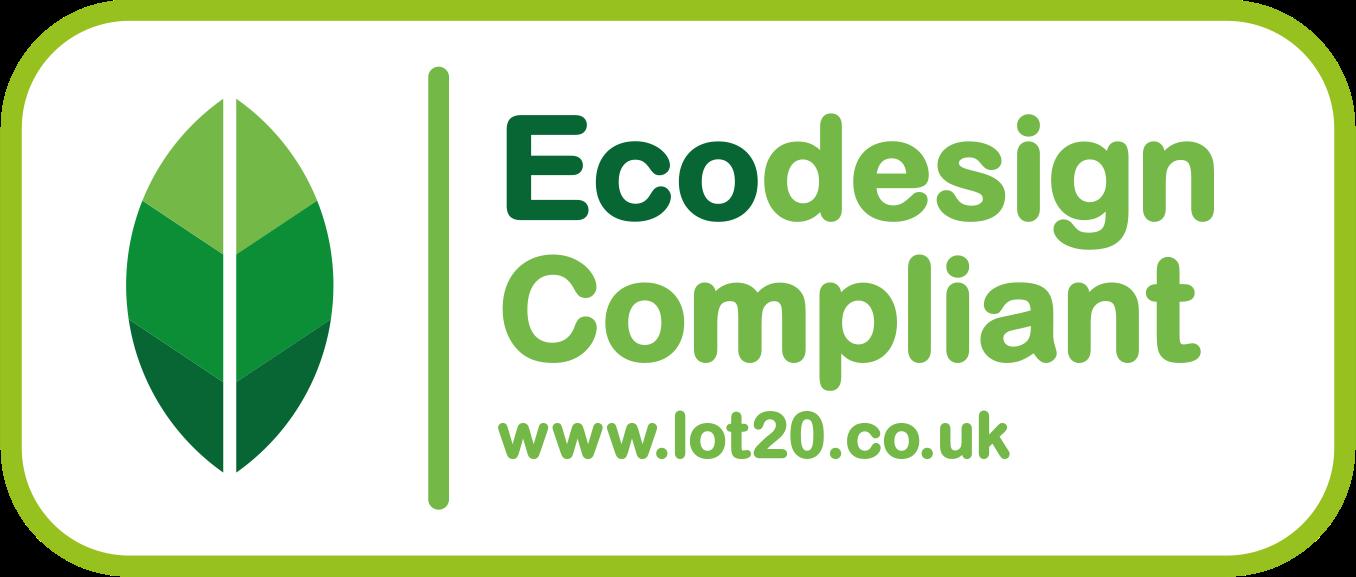 LOT20 ecodesign compliant