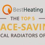 Top 5 space saving vertical radiators of 2018