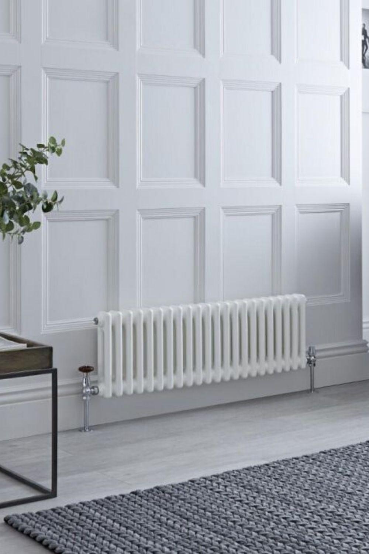 low level Milano Windsor radiator