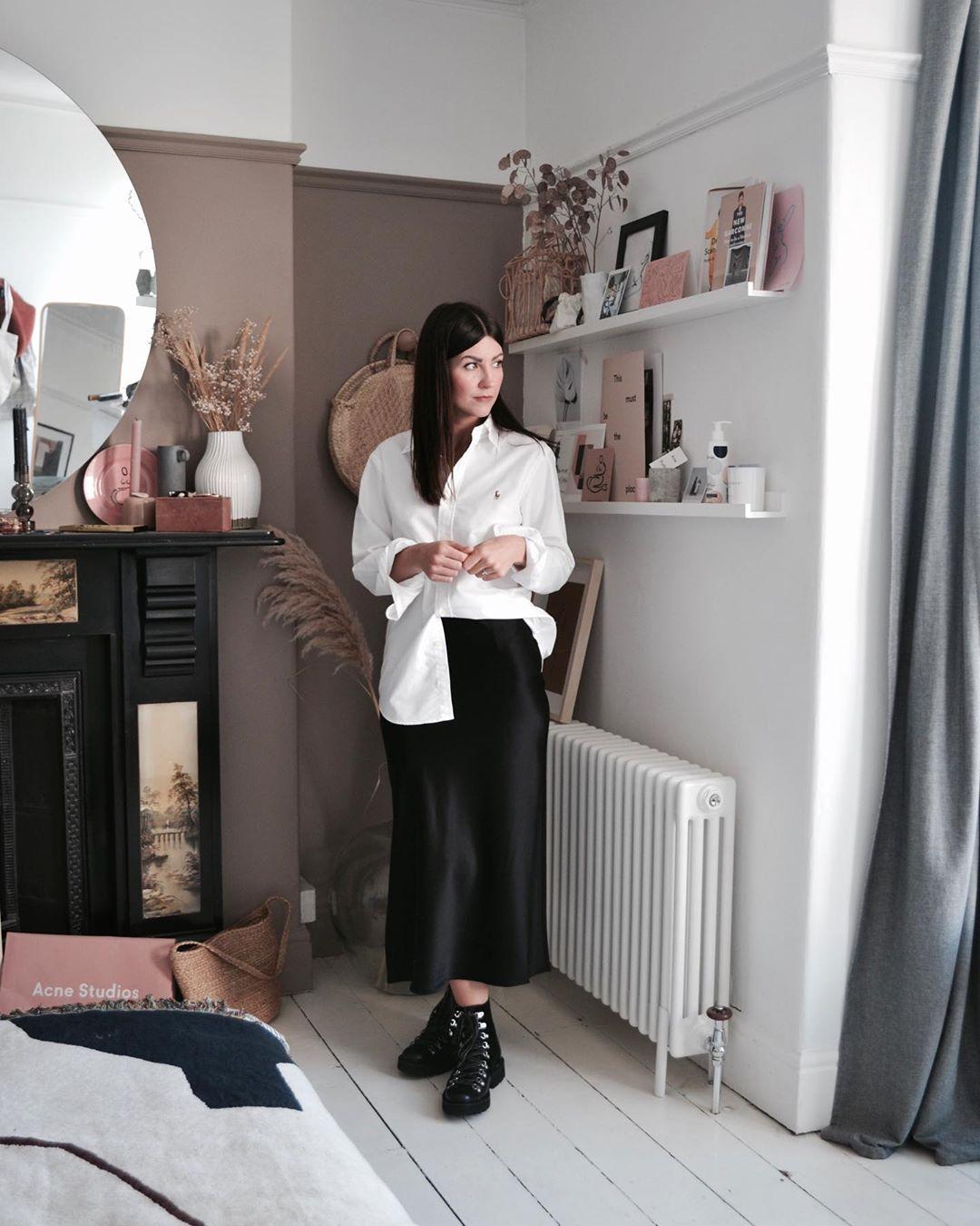 cassie chung in her bedroom