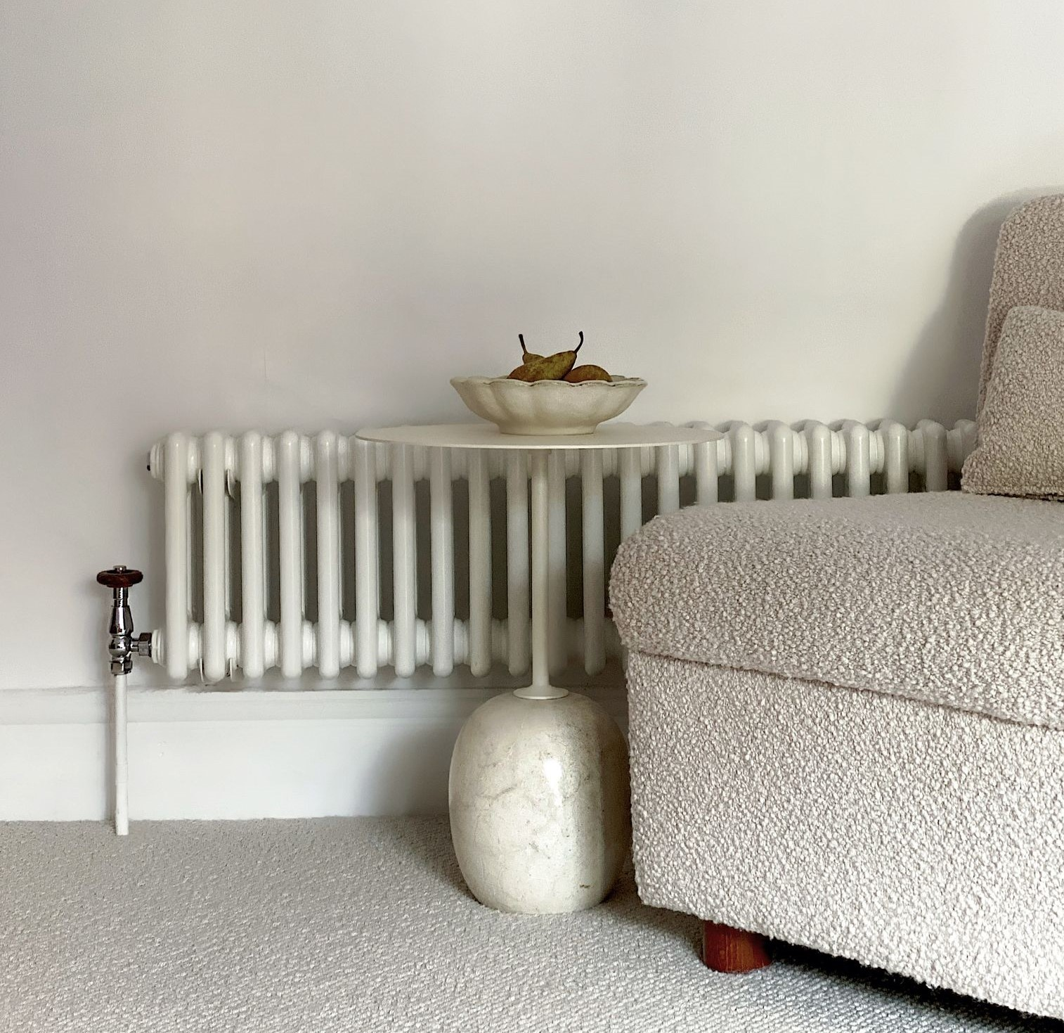 Donna's living room radiator