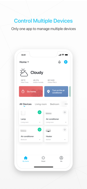 Smart Life App Preview 3
