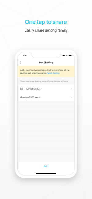 Smart Life App Preview 5