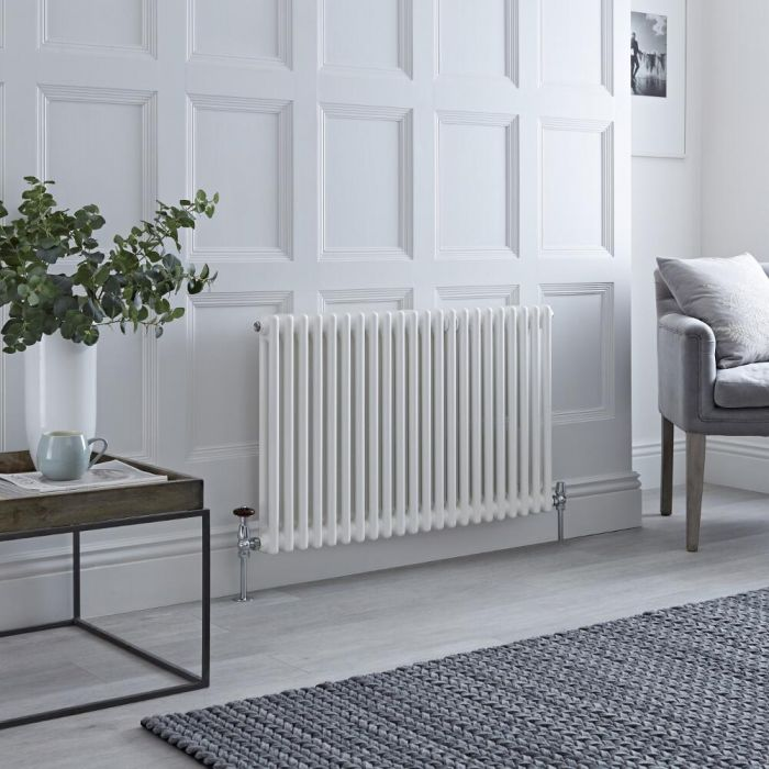 Milano Windsor column radiator.