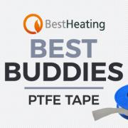 BestHeating Best Buddies PFTE Tape blog banner