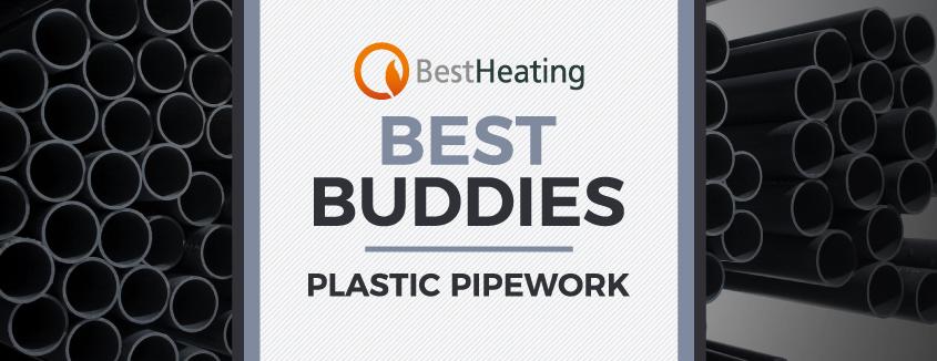 BestHeating best buddies - plastic pipework blog banner
