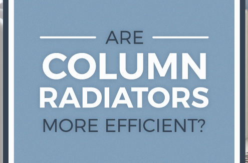 Are column radiators more efficient blog banner