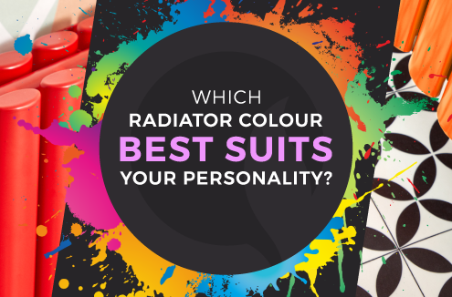what colour radiator best suits your personality?