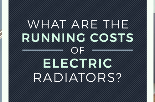 electric radiators runnign costs banner