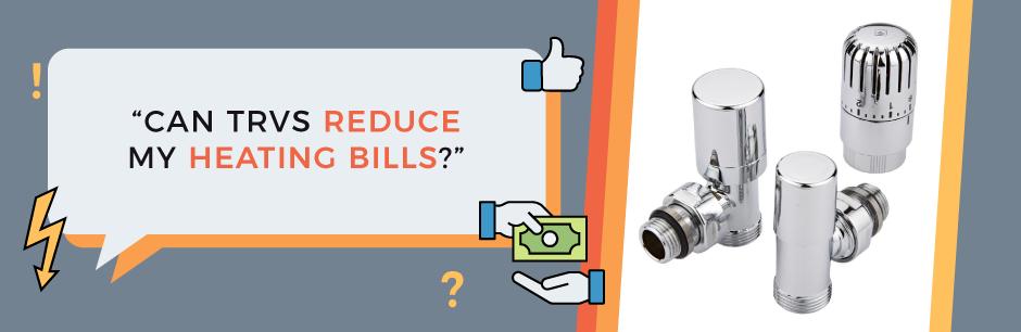 FAQ Header Image (Can TRVs reduce my heating bills?)