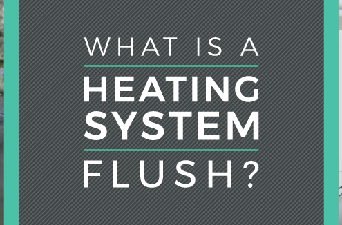 heating system flush blog