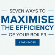 Maximising boiler efficiency blog header image