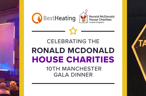 Celebrating The The Ronald McDonald House Charities blog banner