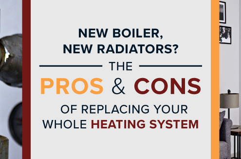 new boiler new radiators blog banner