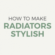 how to make radiator stylish blog banner image