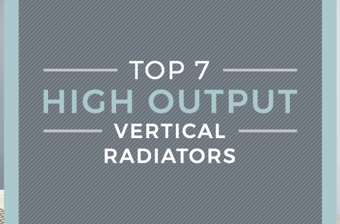 Top 7 high output vertical radiators header image
