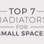 top 7 radiators for small spaces blog banner
