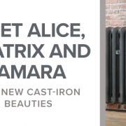 Cast-iron radiator blog banner.