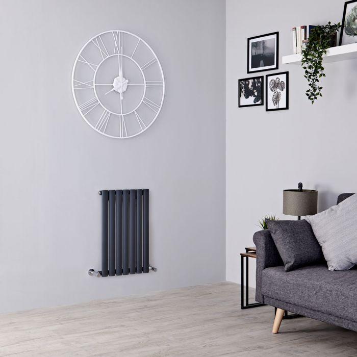 small Aruba radiator in a small living room