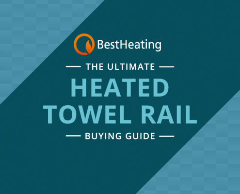heated towel rail guide blog banner featured image